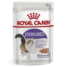 Royal Canin kapsička Sterilised Loaf 12 x 85 g
