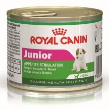 Royal Canin konzerva CHN Mini Junior 195 g