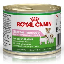 Royal Canin konzerva CHN Mini Starter Mousse 195 g