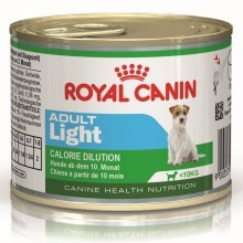 Royal Canin konzerva Mini Adult Light 195 g