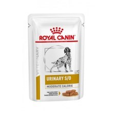 Royal Canin VD Canine Urinary S/O Moderate Calorie 12x100 g