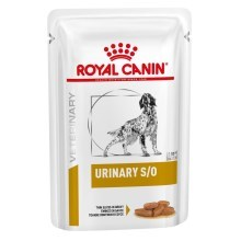 Royal Canin VD Canine Urinary S/O Pouch in Gravy 12 x100 g