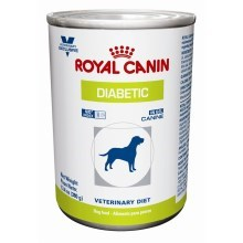 Royal Canin VD Canine Diabetic Special konzerva 410 g