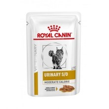 Royal Canin VD Feline Urinary S/O Moderate Calorie 12 x 85 g
