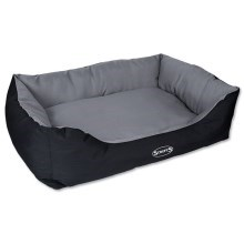 Scruffs Expedition Box Bed XL 90x70cm šedivý
