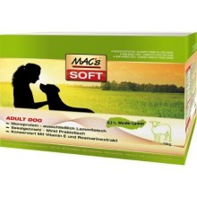 "Soft MACs Dog Mini Jehně ""to go"" 230 g VÝPRODEJ"