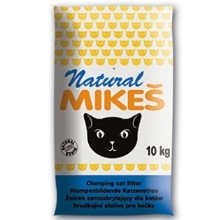 Stelivo Mikeš natural 10 kg