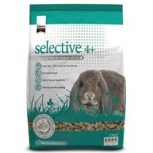 Supreme Science Selective Rabbit - králík senior 1,5 kg
