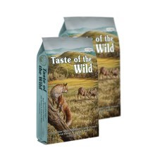 Taste of the Wild Appalachian Valley Duo Pack 2x 5,6 kg
