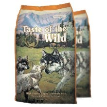 Taste of the Wild High Prairie Puppy Duo Pack 2x13 kg