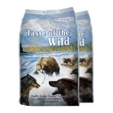 Taste of the Wild Pacific Stream Canine Duo Pack 2x13 kg