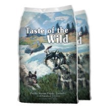 Taste of the Wild Pacific Stream Puppy Duo Pack 2x13 kg