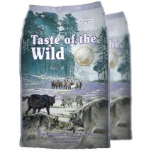 Taste of the Wild Sierra Mountain Canine Duo Pack 2x13 kg