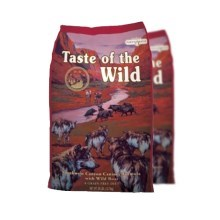 Taste of the Wild Southwest Canyon Canine Duo Pack 2x13 kg