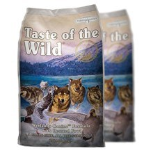 Taste of the Wild Wetlands Wild Fowl Duo Pack 2x13 kg