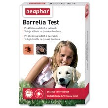 Test Beaphar Borrelia