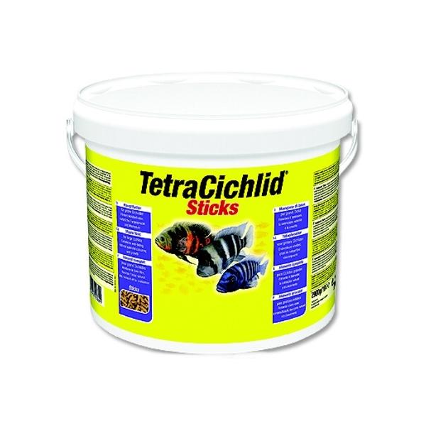 Tetra cichlid sticks 10l archiv for Tetra cichlid sticks
