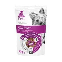 The Pet+ for City Dogs 100 g
