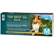 Top spot on Dog M 1x2ml (15- 30 kg)