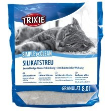 Trixie silikátové stelivo Simple 'n' Clean 8 l