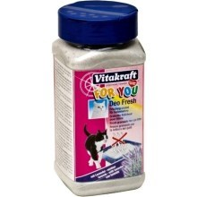 Vitakraft Cat For you Deo Fresh Levandule grn. 720 g