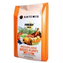 Vzoreček Artemis Fresh Mix M/L Breed Puppy 85g