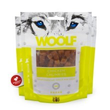 Woolf Chicken Chunkies 100 g