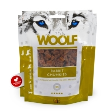 Woolf Rabbit Chunkies 100 g