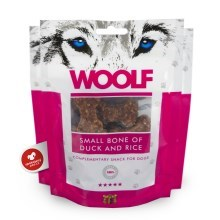 Woolf Small Bone of Duck & Rice 100 g