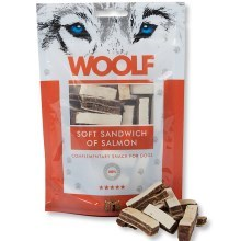 Woolf Soft Sandwich of Salmon 100 g