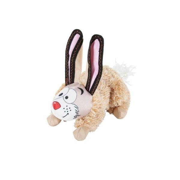 Zolux králík hračka pro psy béžová 25 cm  00799870aeb